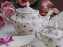 Zestaw porcelany do kawy