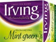 Zielona Herbata Irving Mint Green