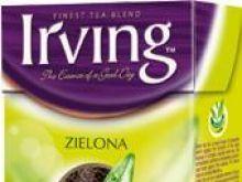 Zielona herbata Irving Superior Green