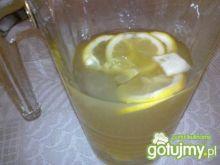 Zielona herbata z imbirem
