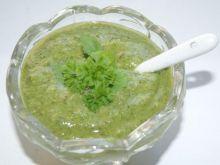 Zielona salsa z Lizbony