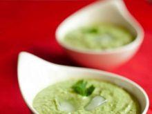 Zielone gaspacho