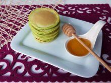 Zielone pancakes