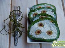 Zielono mi - pasta twarożkowa