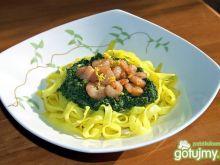 zielono-żółta potrawka cytrynowa