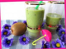 Zielony bezglutenowy koktajl