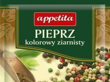 Zielony i kolorowy pieprz Appetity