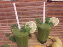 Zielony koktajl - bomba witaminowa