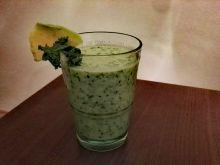 Zielony koktajl z awokado