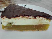 Zielony Kubuś z czekoladą