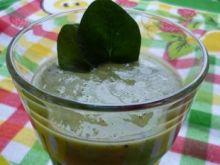 Zielony napój