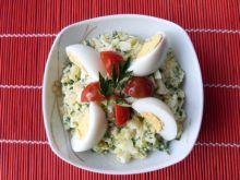 Ziemniaczana sałatka z szałwią