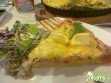Ziemniaczana tarta z tuńczykiem