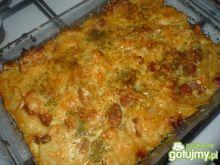 Ziemniaczana zapiekanka z serem żółtym 3