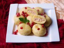 Ziemniaczane knedle z serem