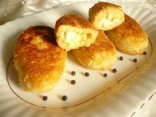 Ziemniaczane krokiety z jajkiem
