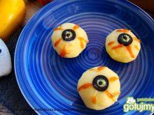 Ziemniaczane oczy -Halloween