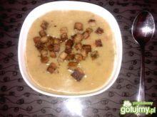 Ziemniaczanka- kartoflanka z grzankami