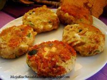 Ziemniaczano - mięsne placuszki