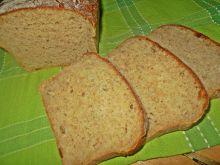 Ziemniaczany chleb z otrębami i pestkami dyni