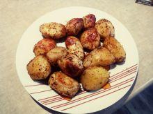 Ziemniaki czosnkowo - paprykowe