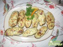 Ziemniaki faszerowane podwojnie pieczone