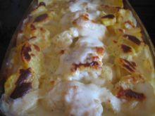 Ziemniaki i kalafior z mozzarella