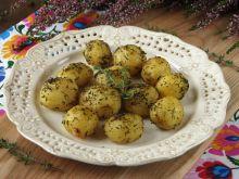 Ziemniaki opiekane z tymiankiem