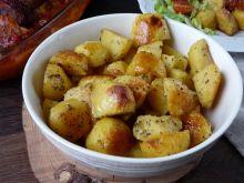 Ziemniaki pieczone w ziołach