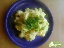 Ziemniaki podsmażane z cukinią i jajkami