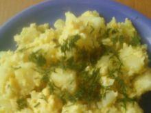 Ziemniaki podsmażane z jajkami