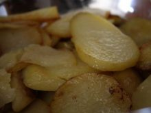 Ziemniaki podsmażane z przyprawami