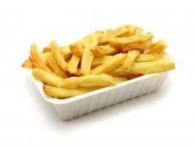 Ziemniaki smażone bez tłuszczu a la fryt