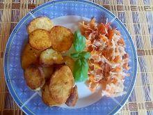 Ziemniaki smażone na maśle bez soli