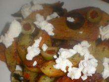 Ziemniaki smażone po grecku