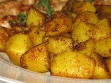 Ziemniaki smażone z selerem