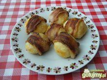 Ziemniaki w chrupiącym bekonie