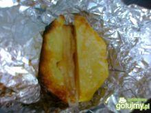 Ziemniaki z grilla ze słoniną