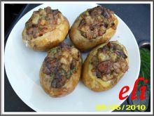 Ziemniaki z grzybami Eli
