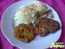 Ziemniaki z kabaczkiem i schabowym