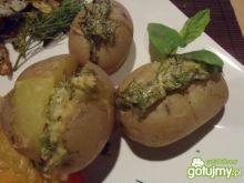 Ziemniaki z miętą i koperkiem