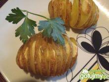 Ziemniaki z piekarnika z czosnkiem