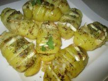 Ziemniaki zapiekane z camembertem