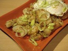 Ziemniaki zapiekane z kalafiorem