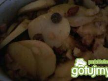 Ziemniaki zapiekane z pieczarkami