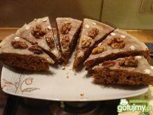 Zimowe Ciasto marchewkowe