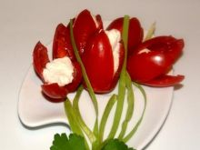 Zimowe tulipany