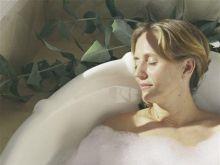 Ziołowa kąpiel dla odprężenia