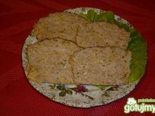 Ziołowa pieczeń z serem