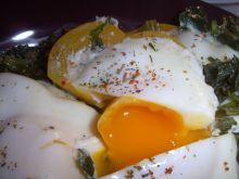 Ziołowe jajka w koszulkach